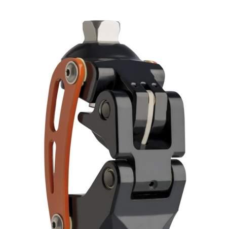 Protesis de rodilla policéntrica