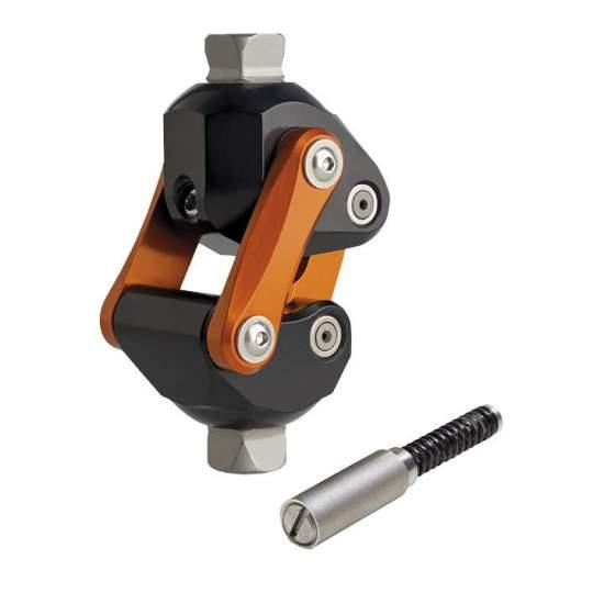 Protesis de rodilla policéntrica - Rodilla policéntrica de 4 ejes