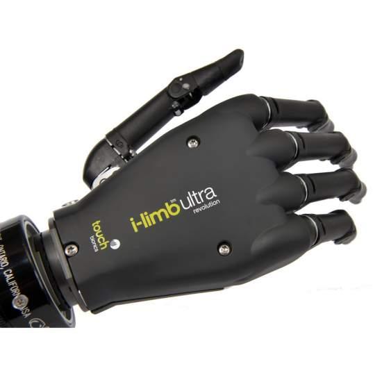 Protesis de Mano i-LIMB Ultra - La revolución en protesis del miembro superior