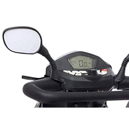 Roller Kymco Beweglichkeit