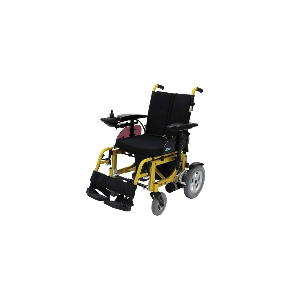 Chair wheels Kymco Vivio - Folding wheelchair Kymco Vivio