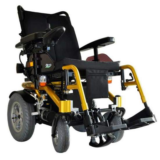 Cadeira de rodas Activ K - Cadeira de rodas Kymco Activ K
