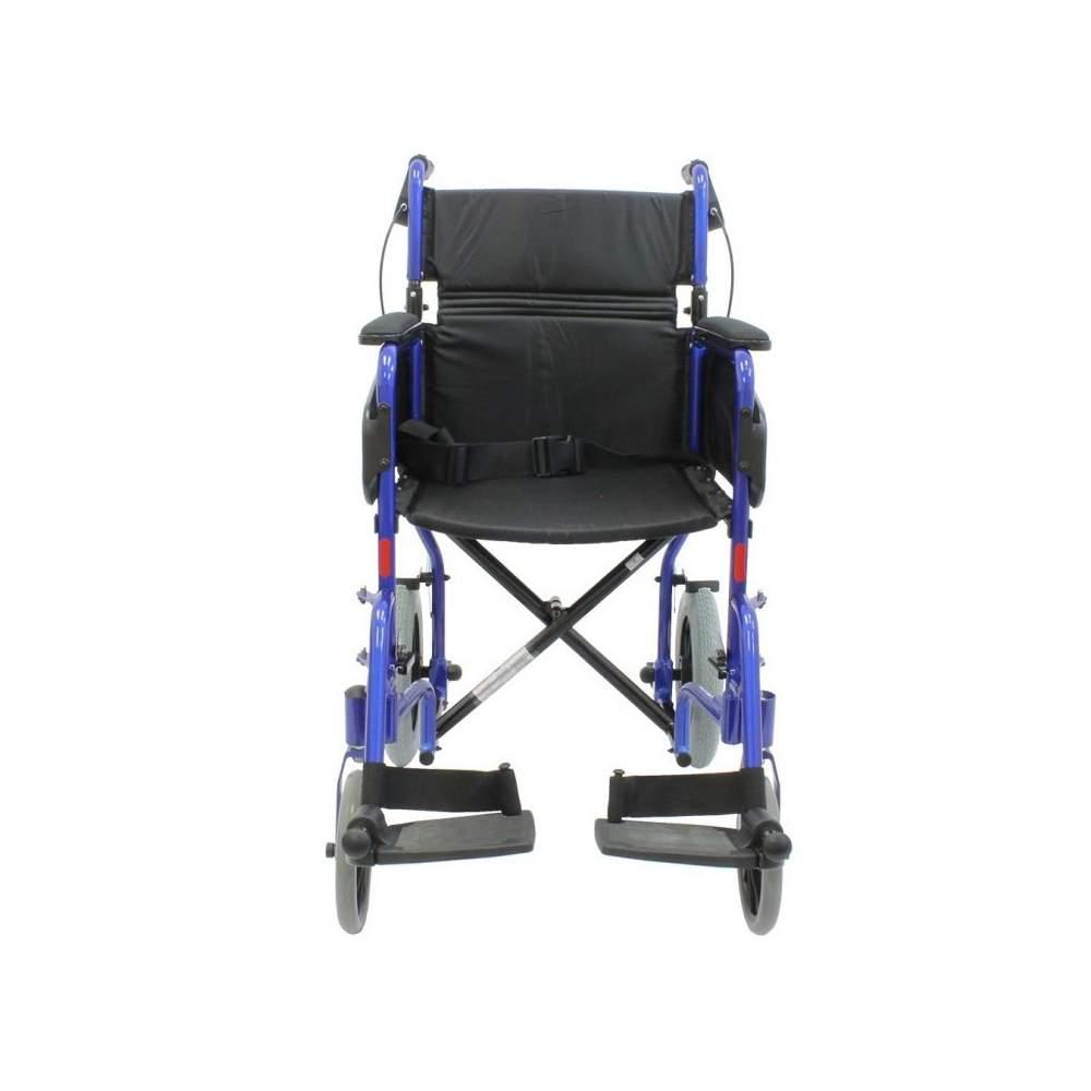 Ultralight sedia a rotelle invacare alu lite for Sedia a rotelle kuschall