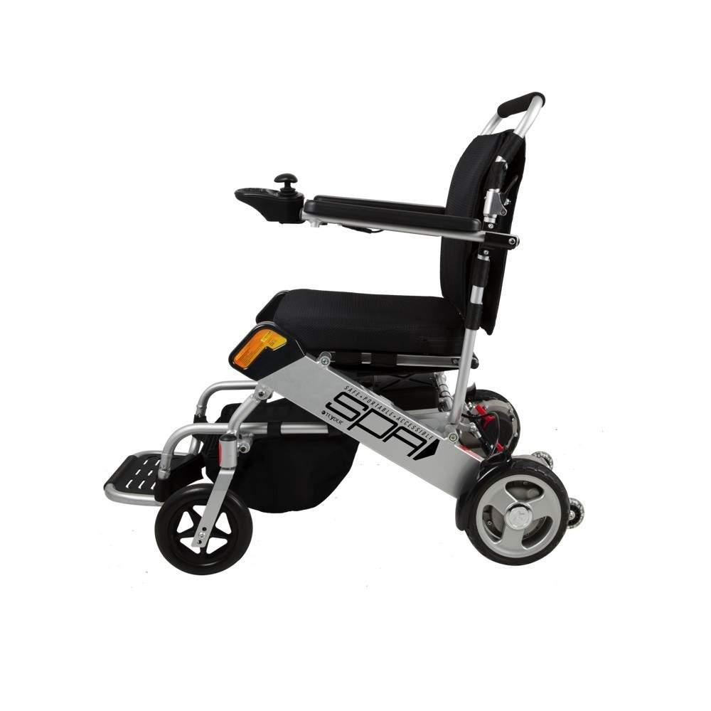 Silla de ruedas plegable spa 1461se - Silla ruedas plegable ...