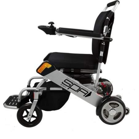 SPA pieghevole 141SE sedia a rotelle