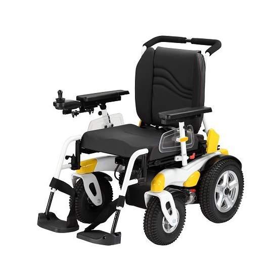 Titan en fauteuil roulant - Fauteuil roulant électrique Titan 1457SE