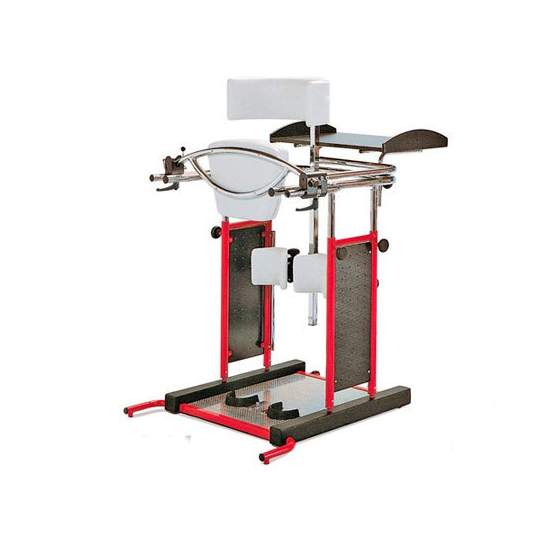stander Standy -  Two sizes: Bipedesyador Standy 3 for persons up to 90kg. weight and Stander Standy 4 to 120Kg