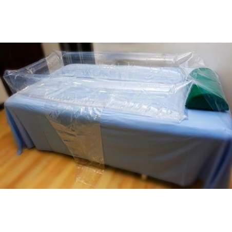 Badewanne für Sanebath Bett, komplettes Set