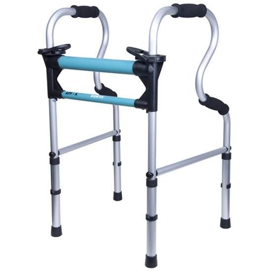 AFPA - Walker pliant fixe -  Fixe walker pliant
