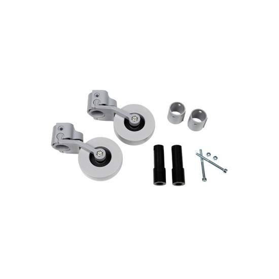 Kit de ruedas - Kit de ruedas para andadores de la marca Forta