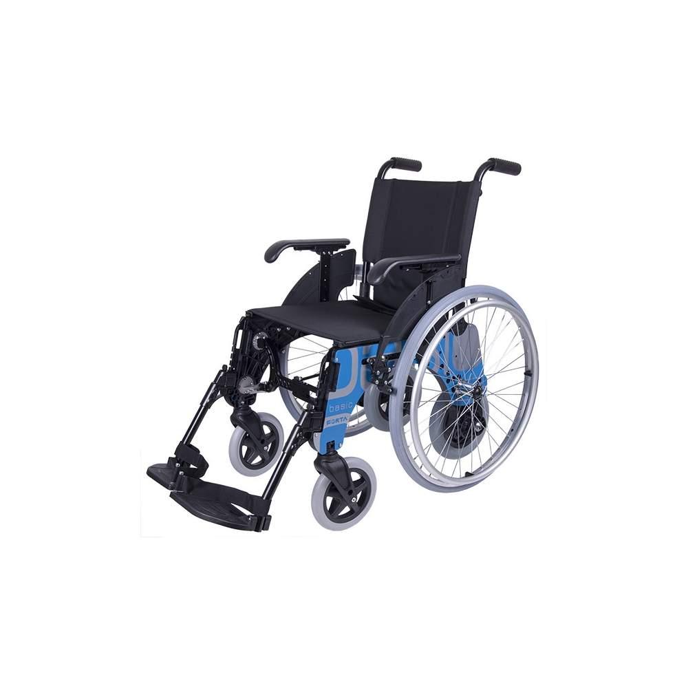 Silla de ruedas BASIC-DÚO de Forta