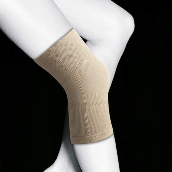 Rodillera Elastica Tn-210 Orliman  - Línea elástica transpirable confeccionada en tejido elástico muy resistente y suave, lo que da a las prendas un mayor confort.