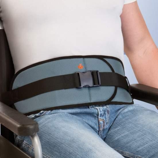 Abdominale Ceinture ouverte Arnetec Orliman -  Clip ceinture pour chaise