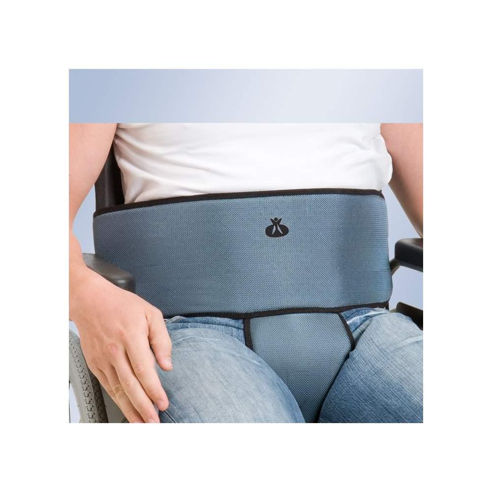 piece La cinghia addominale e perineale Arnetec Orliman - Clip da cintura per la sedia