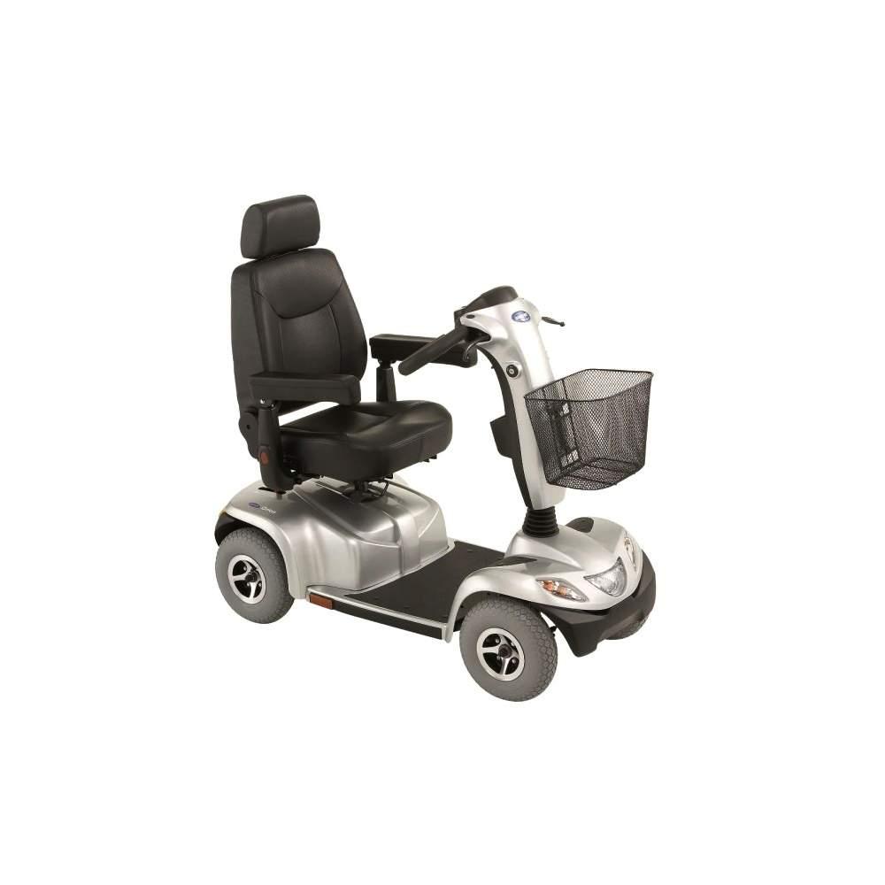 Invacare Orion -  Scooter eléctrico Orion de Invacare que dispone de todas las características es cuanto a seguridad y estabilidad para asegurar una conducción suave y sin riesgo. Proporciona...