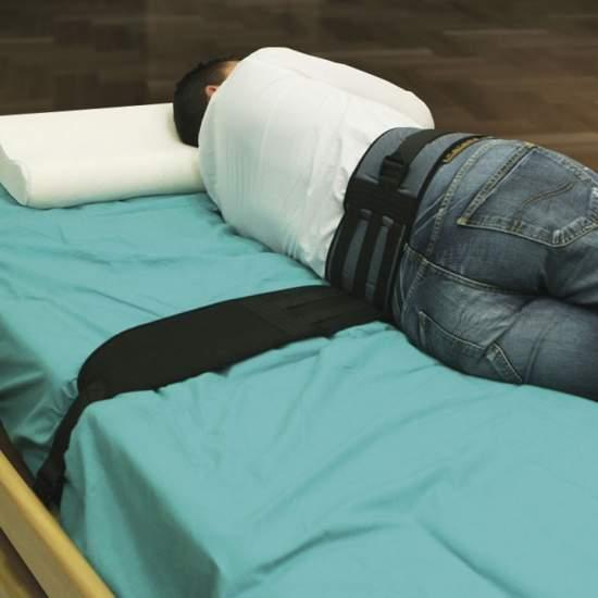 Harness Restraint a letto Arnetec Orliman -  Clip cablaggio per il letto