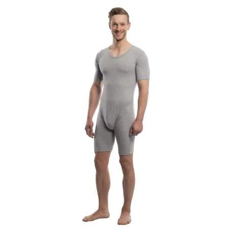 Easy access underwear