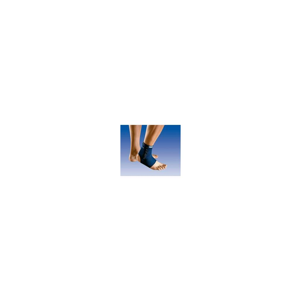 NEOPRENE CHEVILLE ZIPPER - Néoprène de 3mm cheville avec fermeture à glissière latérale pour faciliter le réglage et l'adaptation.
