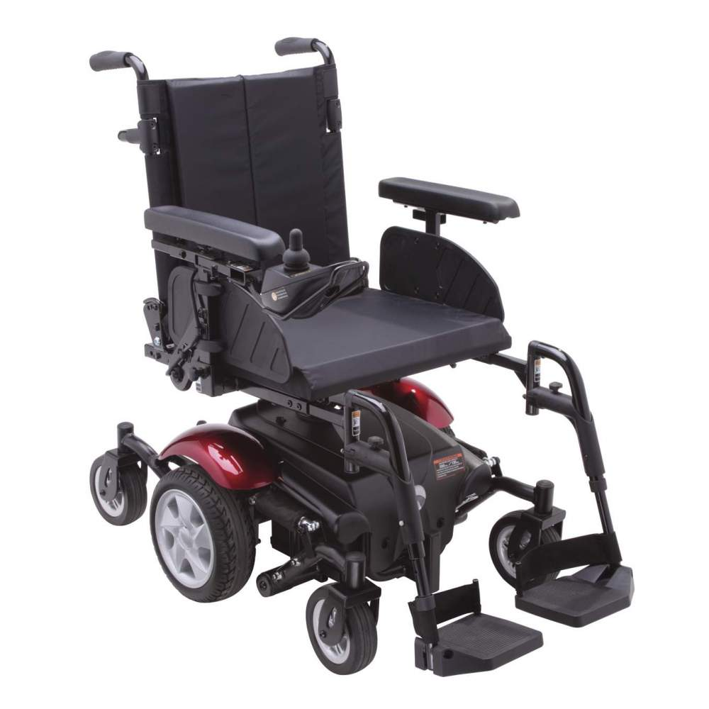 Silla de ruedas eléctrica R310 - Silla de rueadas estrecha y muy maniobrable
