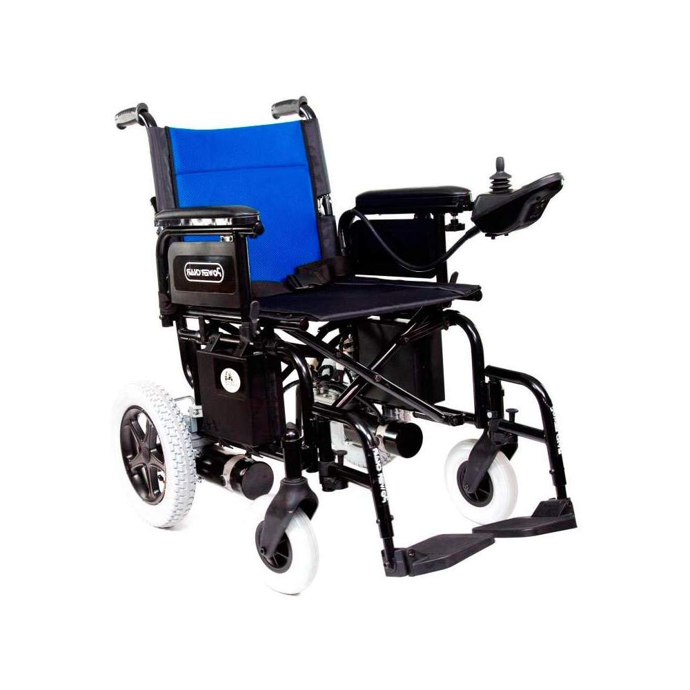 Silla de ruedas libercar power chair gel for Silla de ruedas