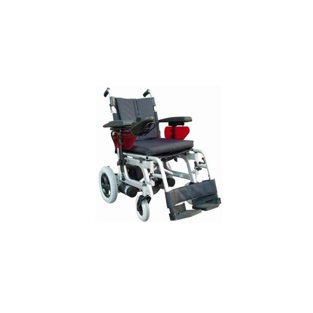 Wheelchair Emblem Libercar - All performance and comfort within reach. The chair market more competitive electric wheelchair.