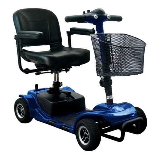 4 ruote scooter smart Libercar -  Questo scooter compatto offre servizi completi, garantendo totale autonomia.
