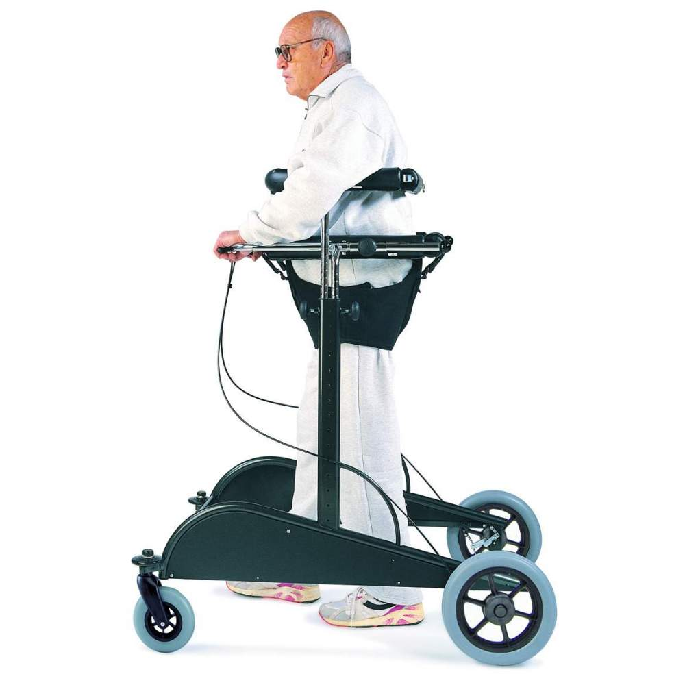 Andador Dynamico -  rollator walker and rehabilitation of the march Dynamico