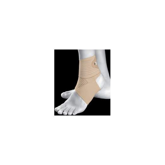 CHEVILLE élastique réglable - Fait de élastique respirant, léger, léger, très résistant et souple.
