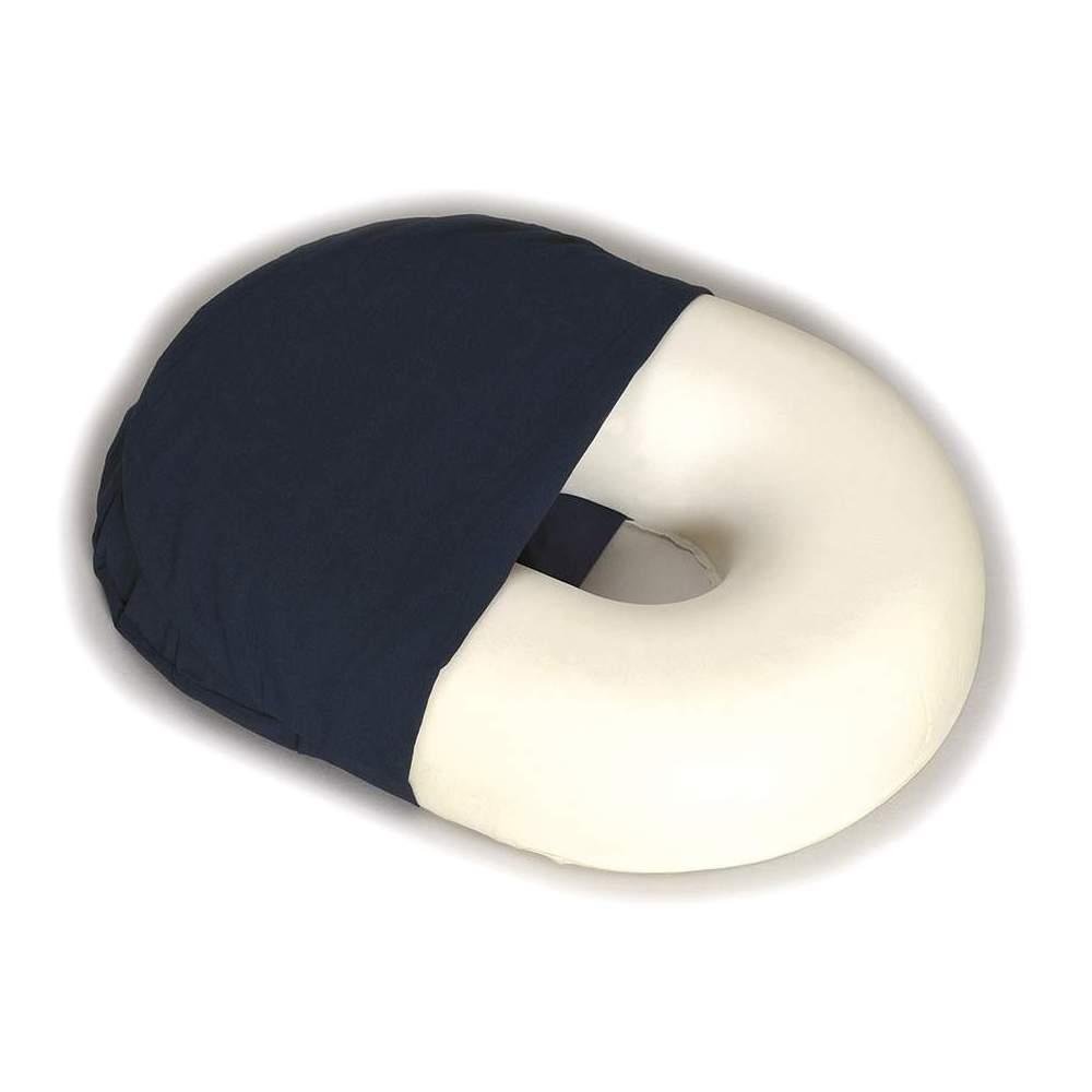 ANELLO CUSCINO CUSCINO - Cuscino in espanso ad alta densità cuscino per il trattamento delle emorroidi.