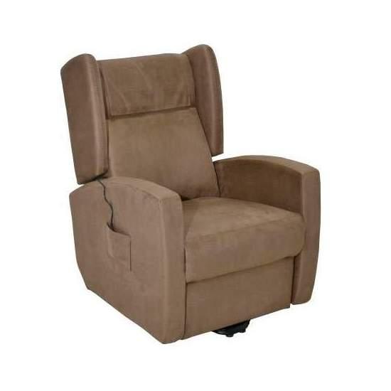 chaise Invacare Douro -  Le canapé Douro offre confort supplémentaire grâce à la continuité entre le siège et le repose - pieds.