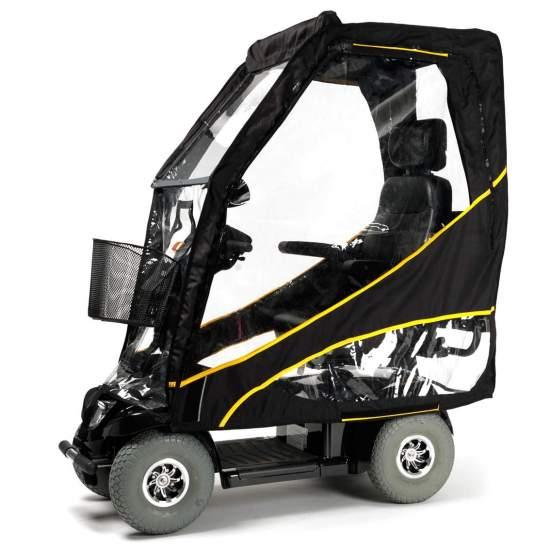 ScooterPac Raincover pour Scooter -  Le premier monde de protection pliable pour scooter