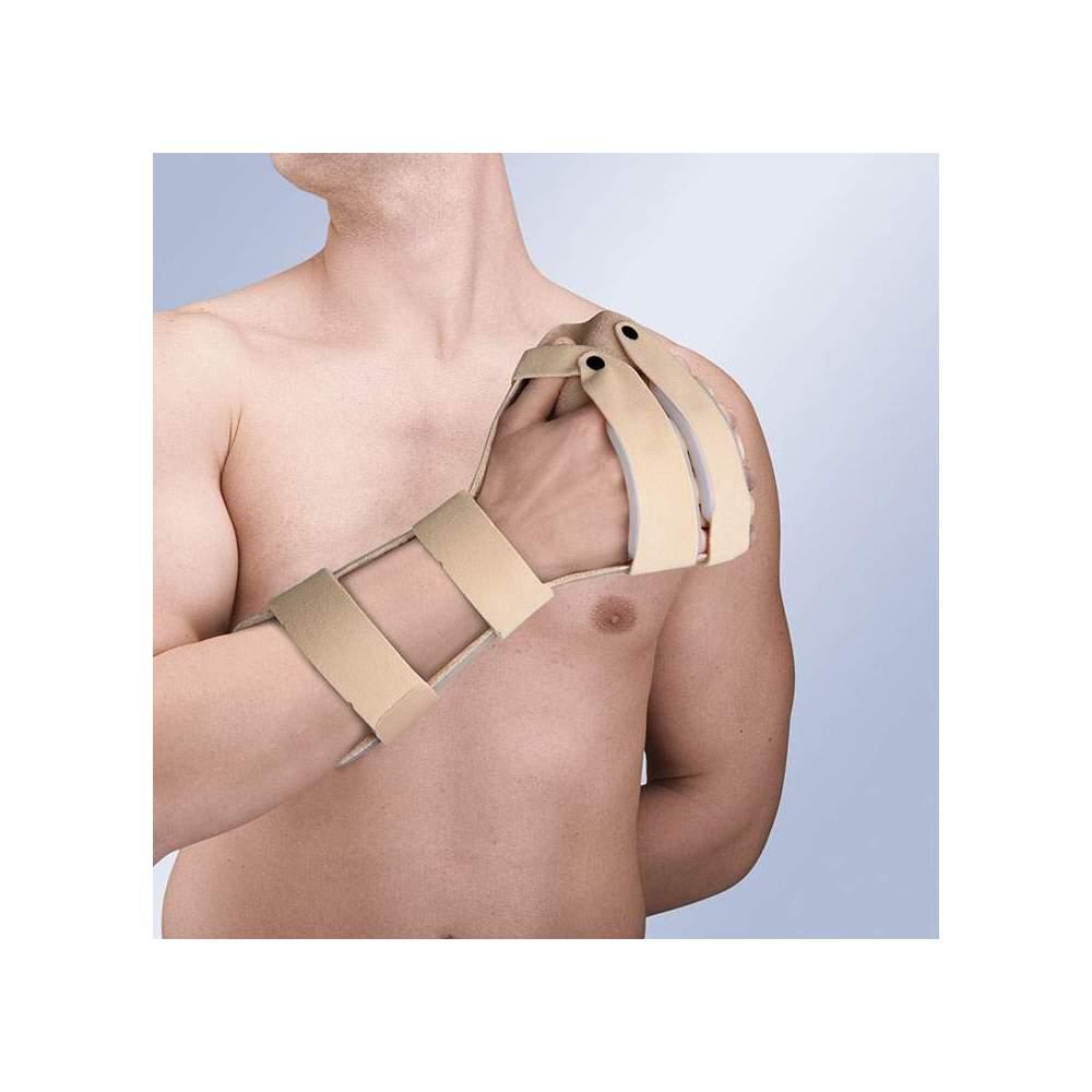 HAND SPLINT immobilisant Antispasmodique TP-6102 -  Fait de thermoplastique avec doublure intérieure absorbant pour empêcher la transpiration et augmenter le confort boucle, permet le moulage par pistolet à air. Il incorpore des...