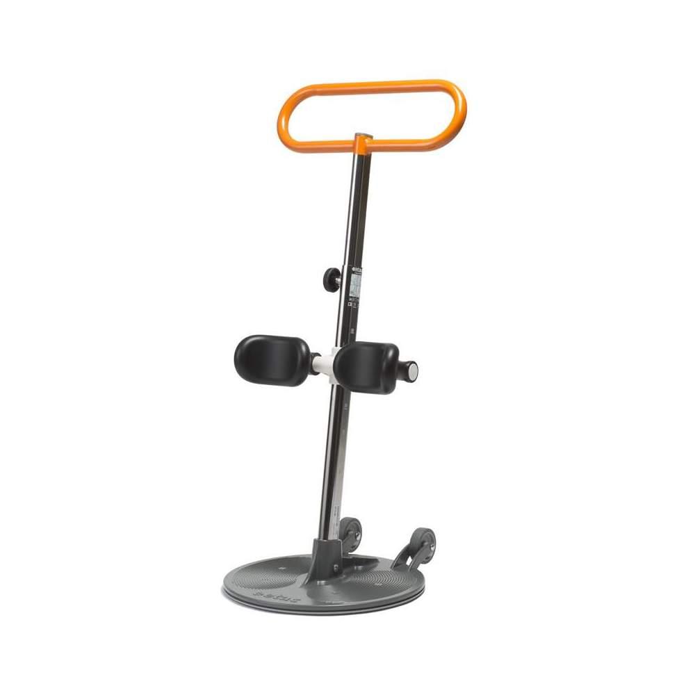 Ayuda transferencia Turner - TURNER es una herramienta esencial para la prevención de caídas y fácil de utilizar para los cuidadores. Cómodo de transportar gracias a sus ruedas. Es además desmontable y...