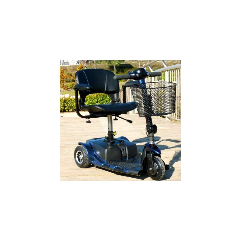 scooter libercar litium 3 roues. Black Bedroom Furniture Sets. Home Design Ideas