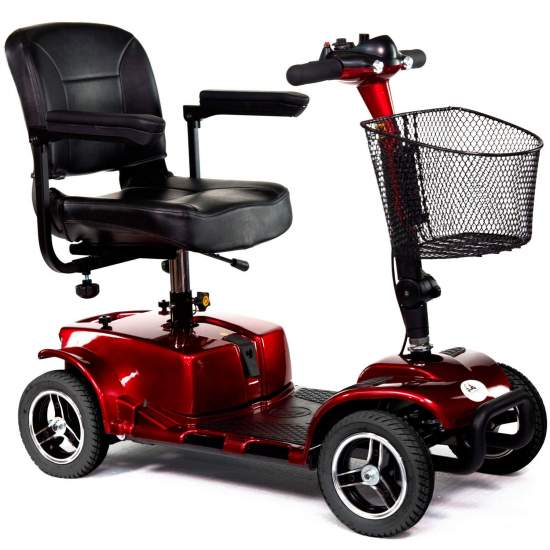 Libercar scooter électrique urbain