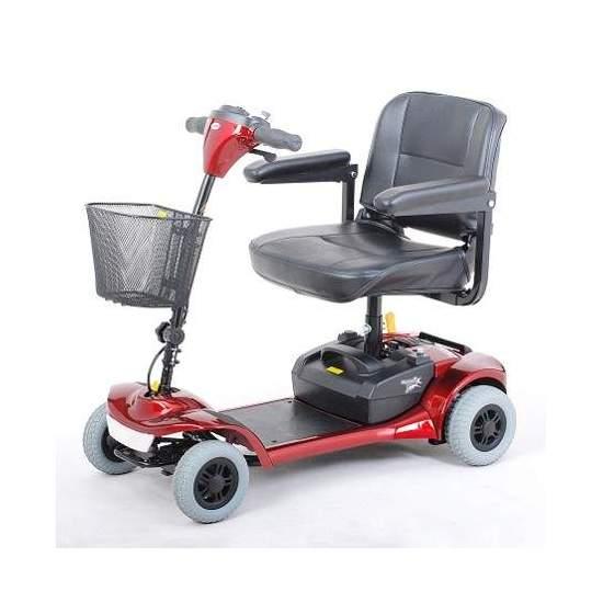 Scooter Nico rimovibile 02 -  Nico 02 nuovo scooter progettato per il bagagliaio di un'auto, piccolo e compatto