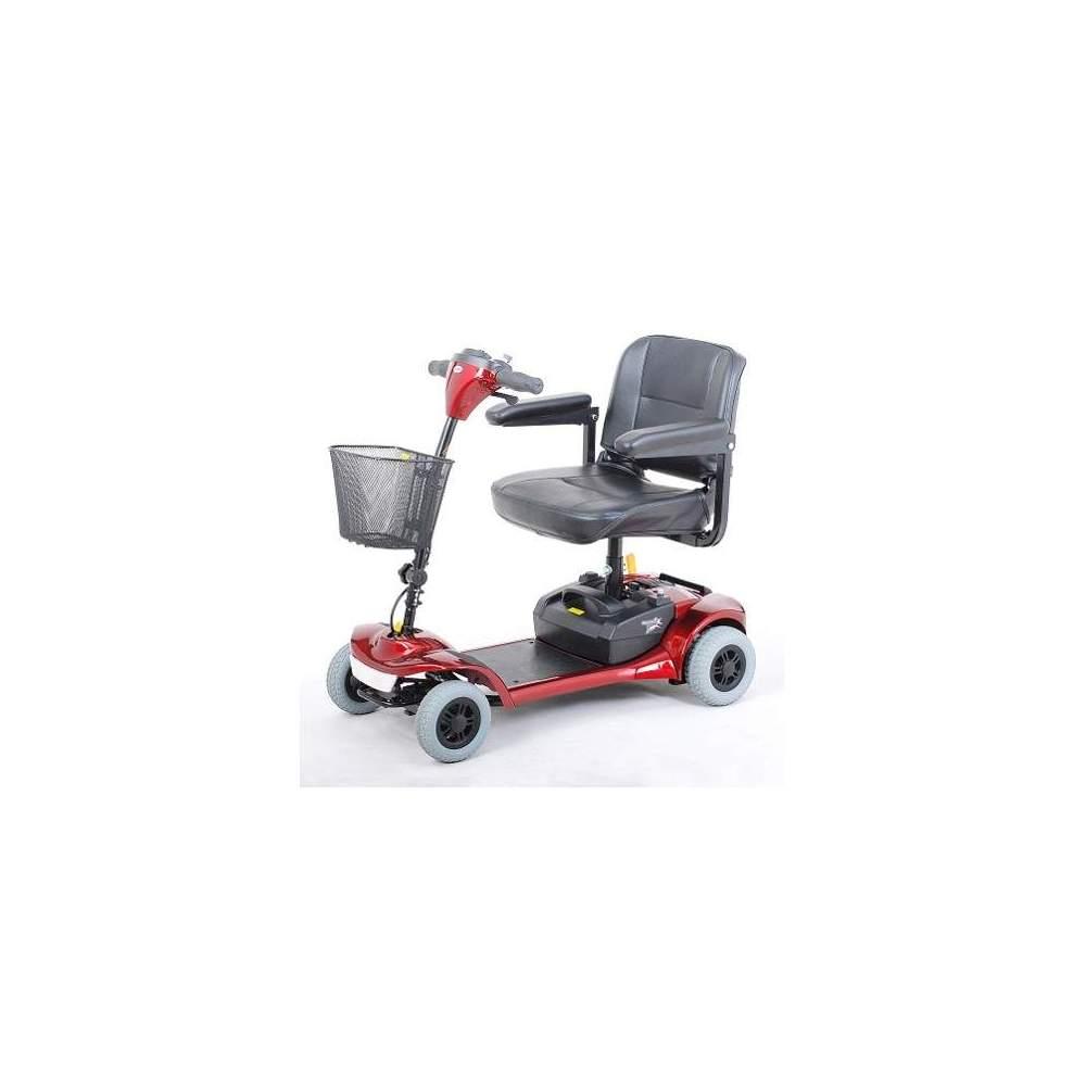 Scooter desmontable Nico 02 - El Nico 02 es el nuevo scooter diseñado para el maletero del coche, pequeño y compacto