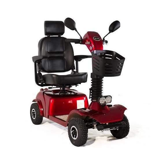 Scooter Movilidad Nico 4021