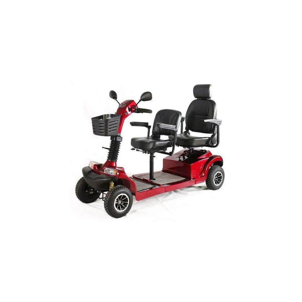 nico 4029b scooter deux places. Black Bedroom Furniture Sets. Home Design Ideas