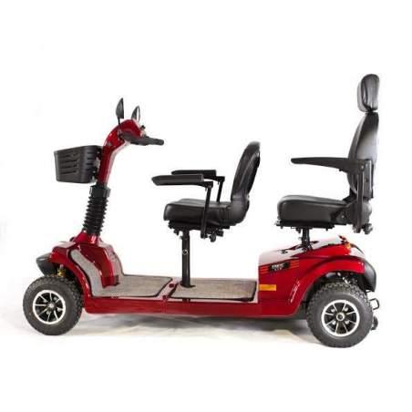 Scooter biplaza Nico 4029B