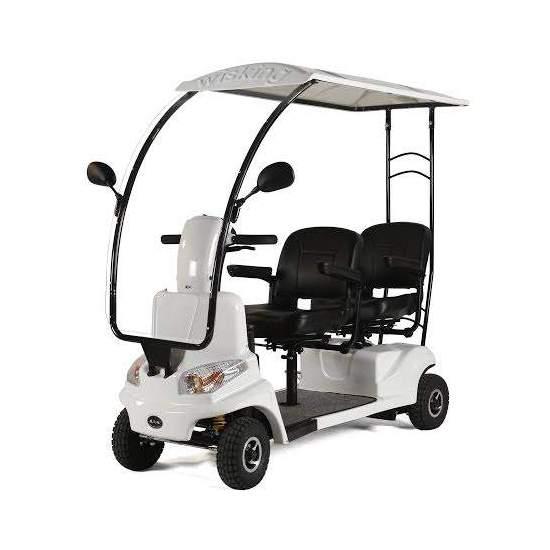 Scooter biplaza Nico 4033B