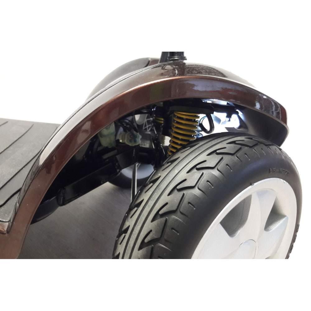 mini scooter kymco suspension arri re confort. Black Bedroom Furniture Sets. Home Design Ideas
