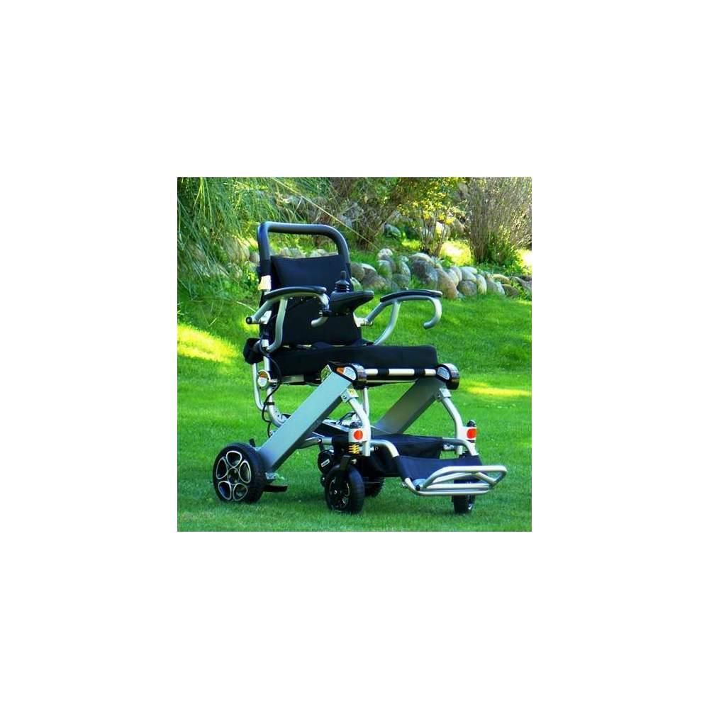 Silla Mistral 7 de Libercar - Disfrute de la última tecnología con la silla eléctrica Mistral 7