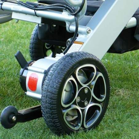 Silla de ruedas Mistral de Libercar 7