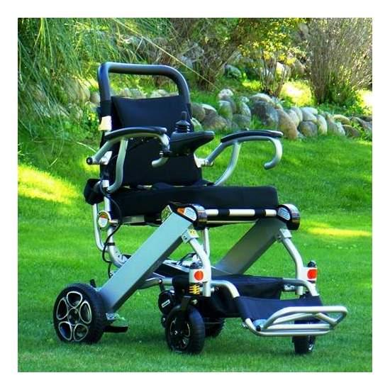 Silla Mistral 10 de Libercar - Disfrute de la última tecnología con la silla eléctrica Mistral 10