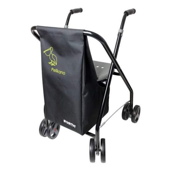 Andarilho de Pelikano exterior Forta - função andarilho exterior Pelikano com carrinho de compras