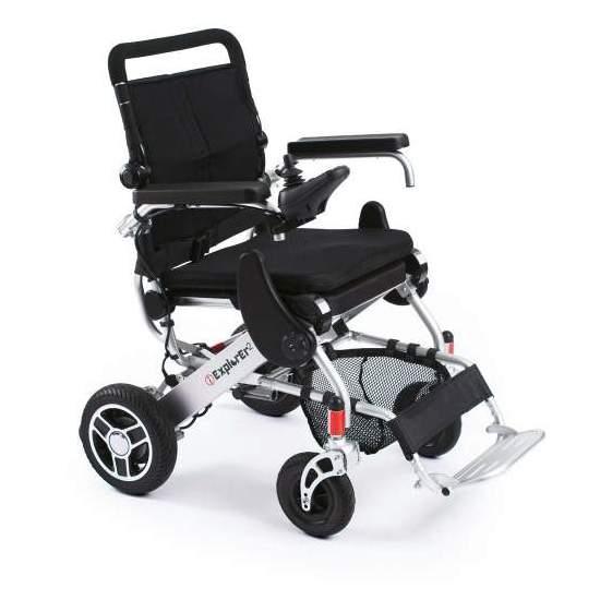 Je préside Explorer 2 -  Nouveau fauteuil roulant Apex I Explorer 2