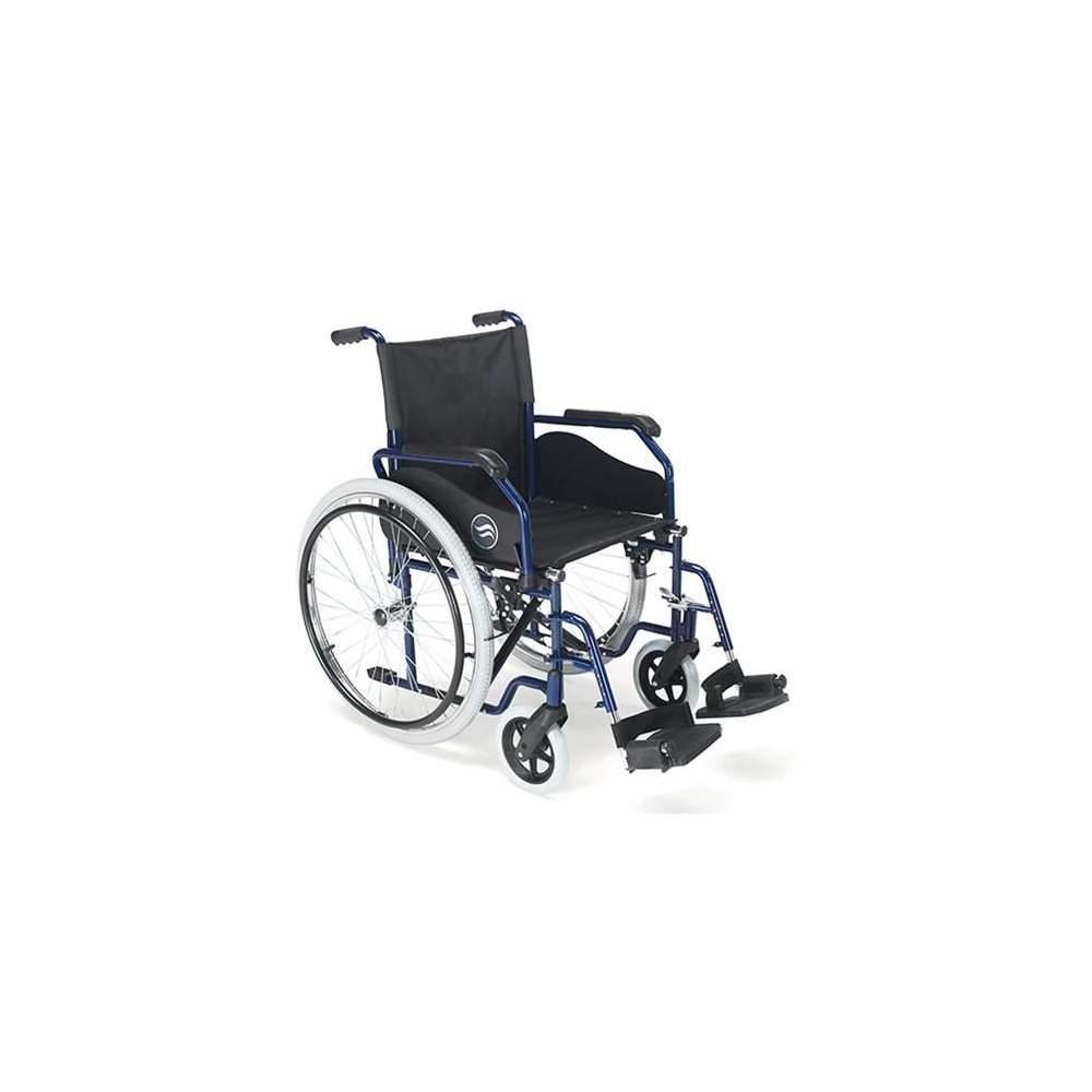 Breezy 90 Silla de ruedas de acero - cadeira de rodas Breezy dobrável de aço 90  código 12210003 renderização