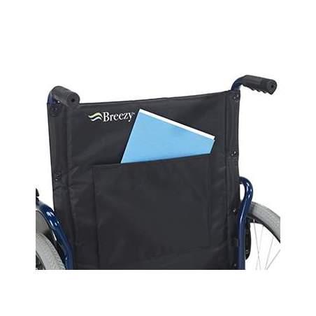 Breezy wheelchair 90 folding steel autopropulsable