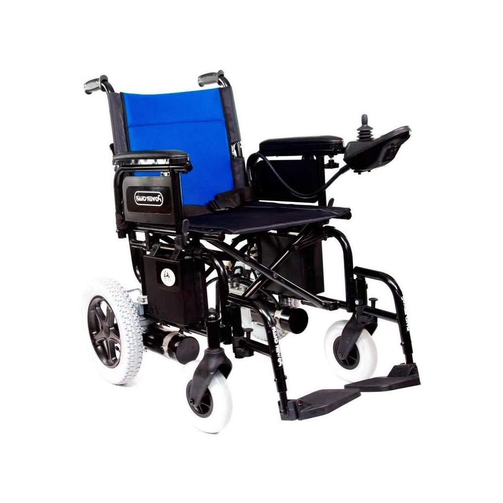 Sedia a rotelle litio chair libercar for Sedia elettrica youtube